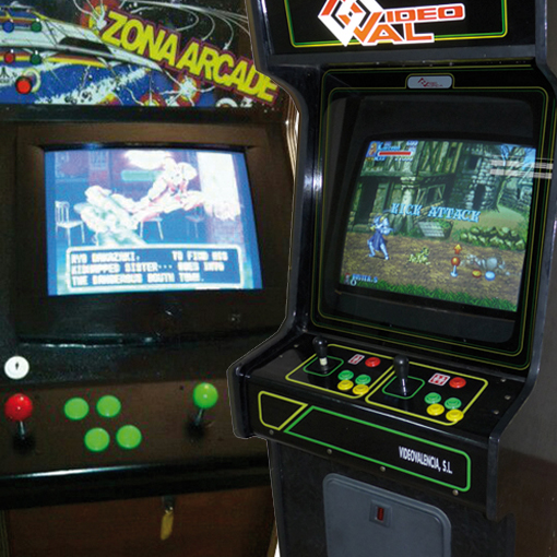 Videos Recreativos / Arcade Máquinas de Ocio Granada